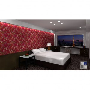 ホテル客室A-002