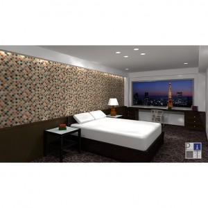 ホテル客室A-003