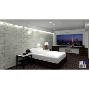 ホテル客室A-004