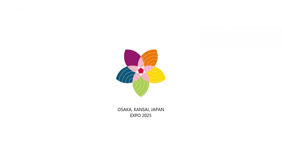 2025大阪万博ロゴデザイン